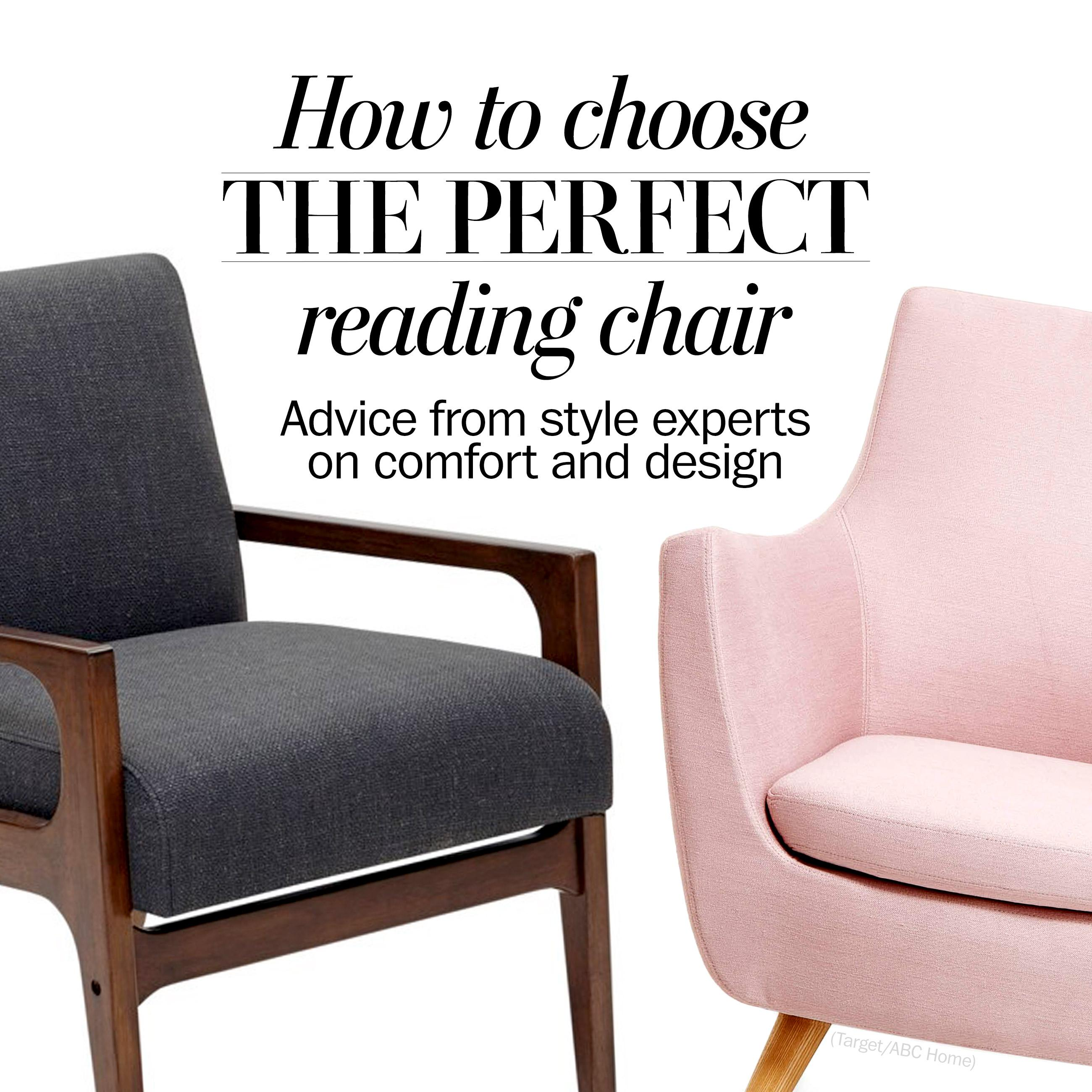How to choose the perfect reading chair