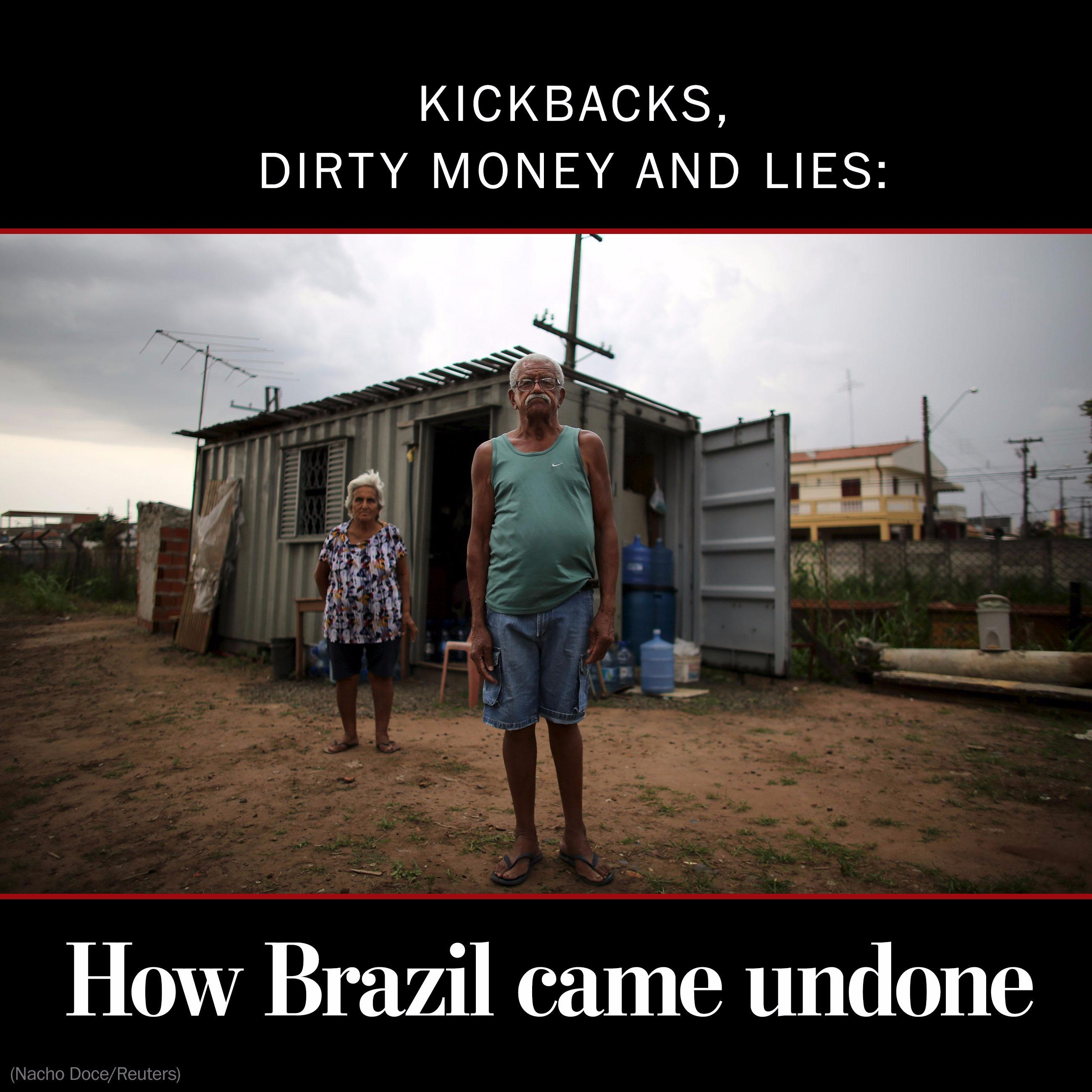 How Brazil, the darling of the developing world, came undone