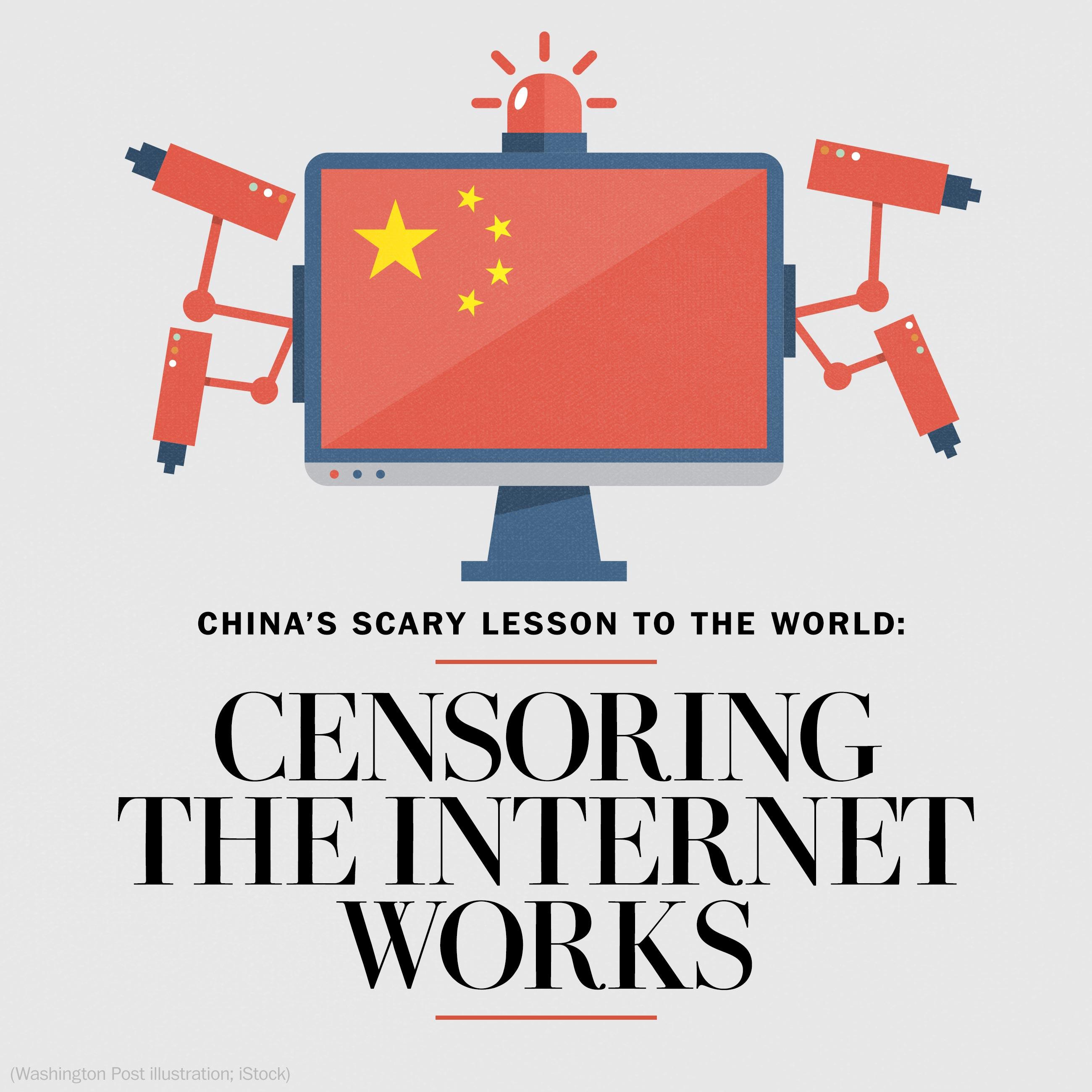 China's scary lesson to the world: Censoring the Internet works.