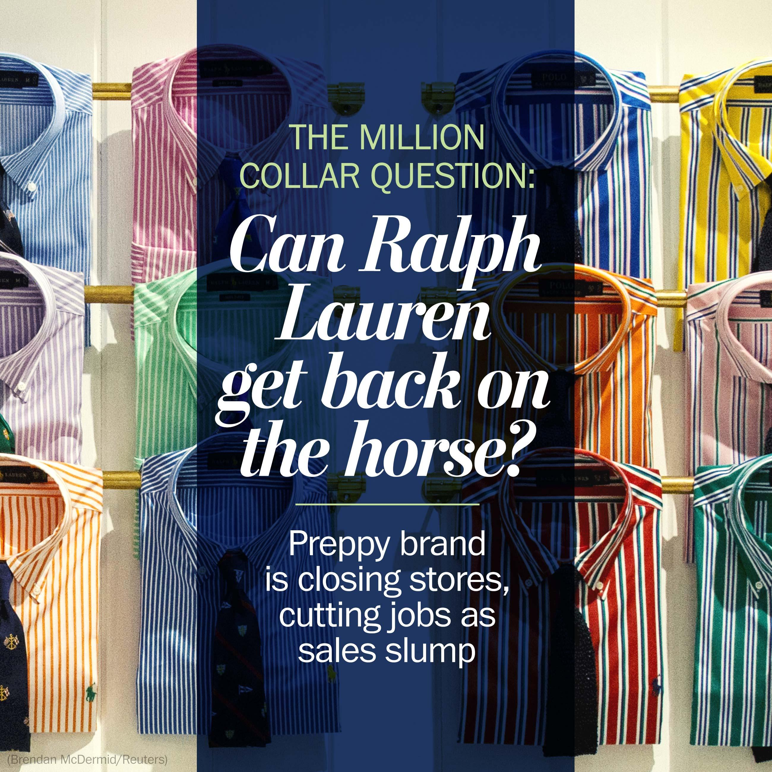 Why big changes are ahead at Ralph Lauren