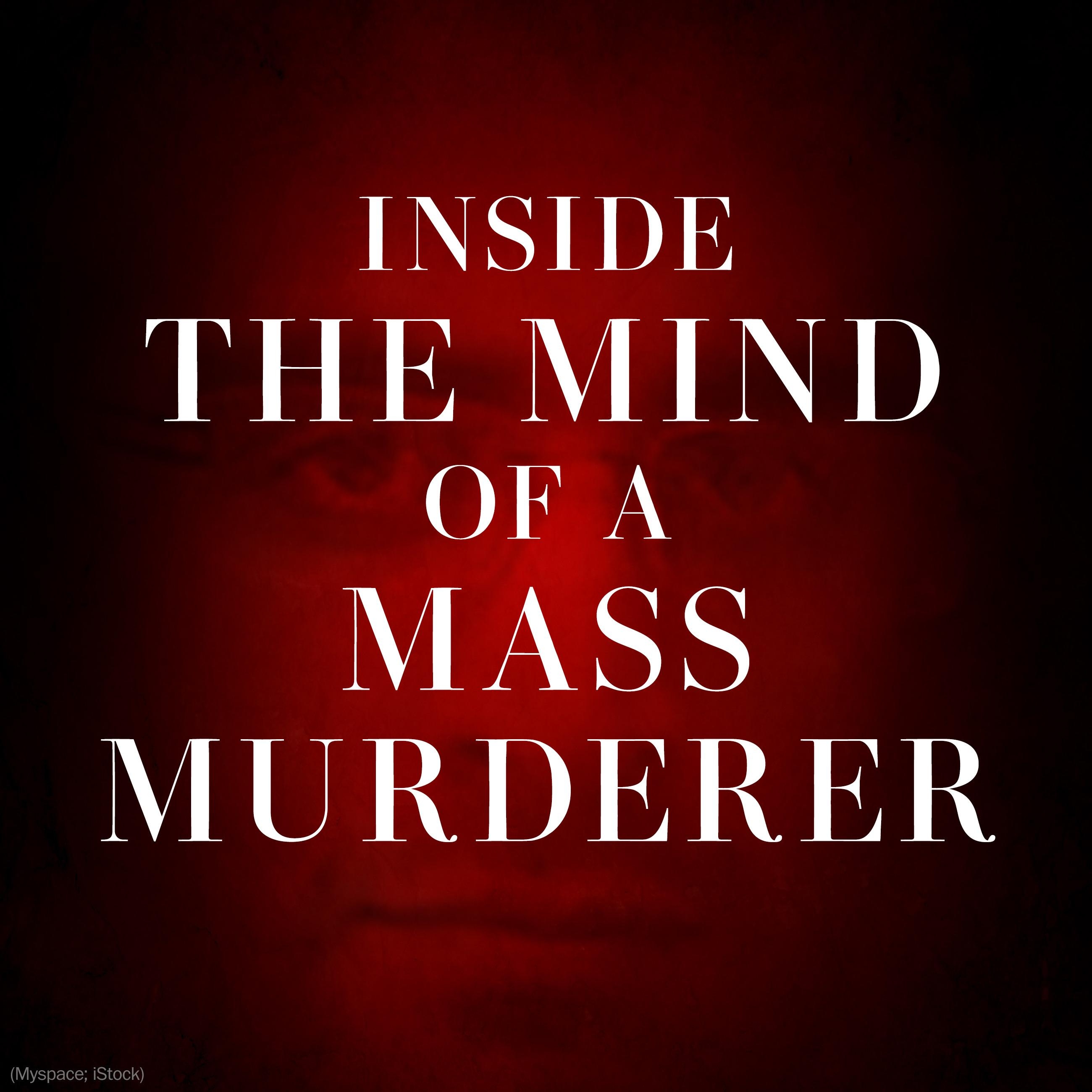 Inside the hate-filled mind of a mass murderer