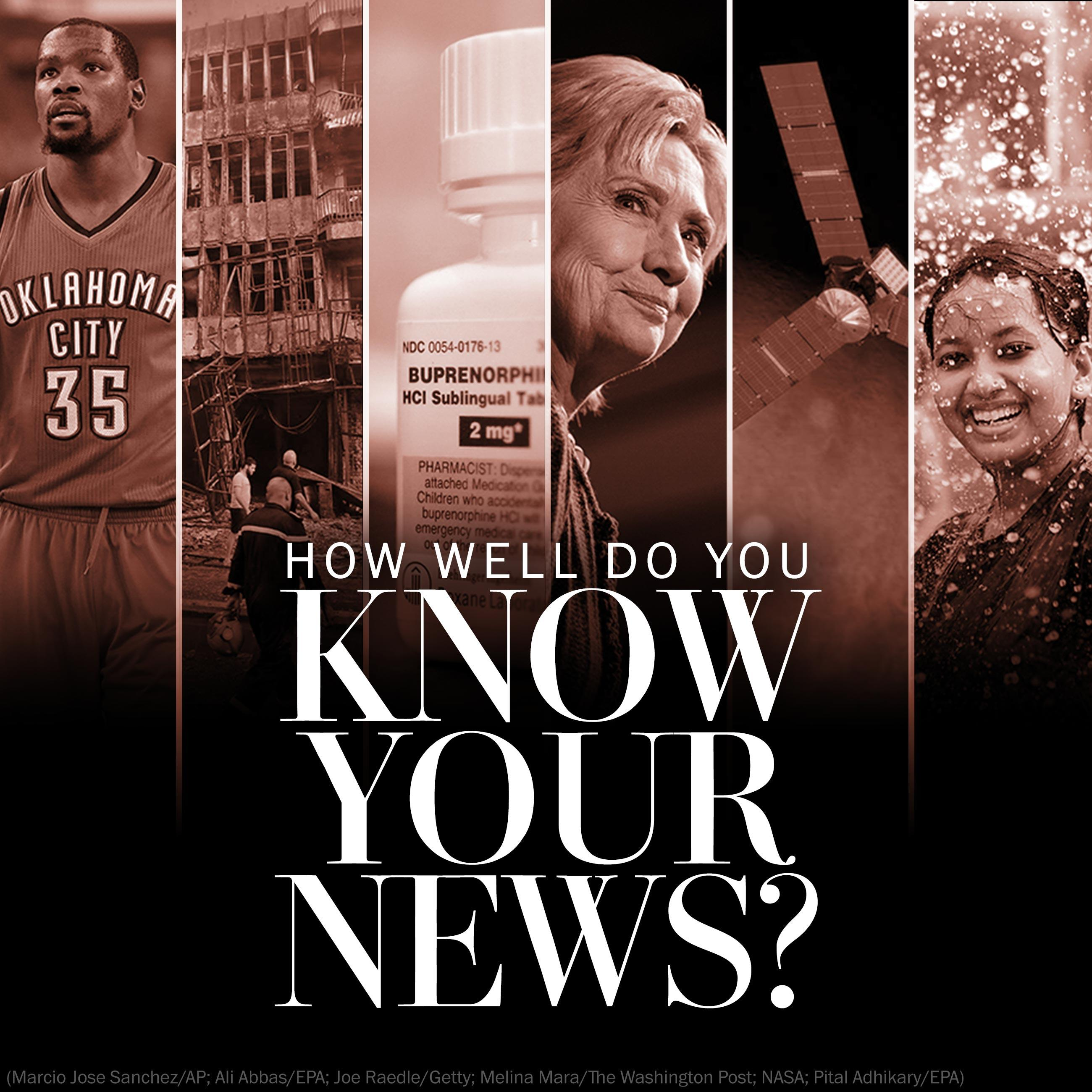 Quiz: Do you know your news?