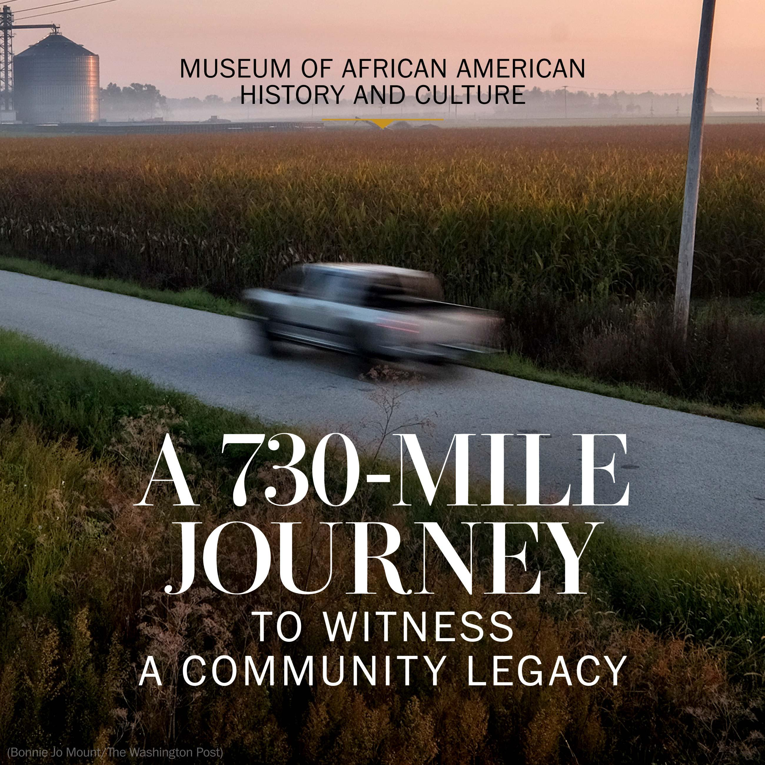 For the people of Lyles Station, Ind., a trip to the African American Museum lets them witness their legacy