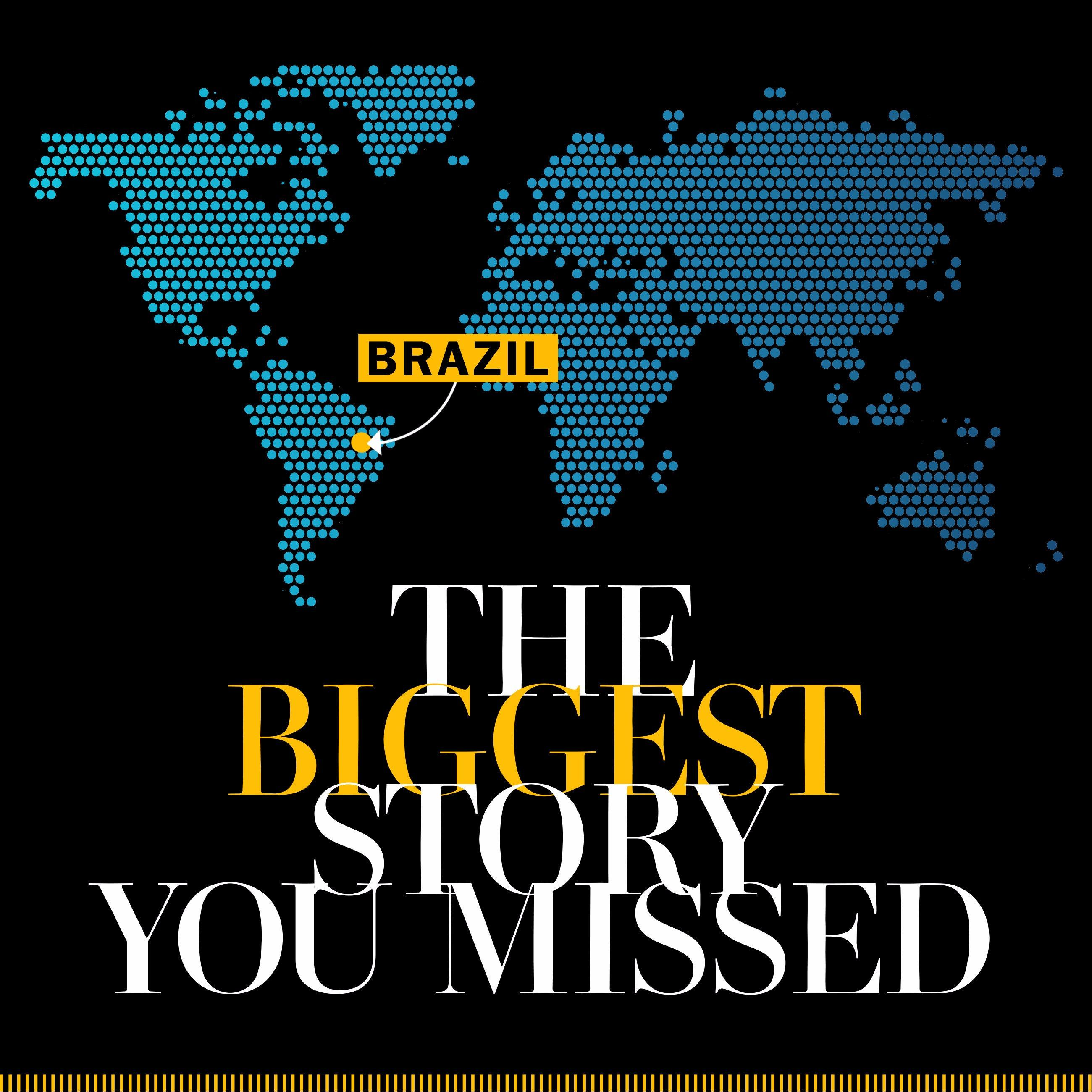Biggest story you missed: Brazil is in trouble, and the Olympics are just months away