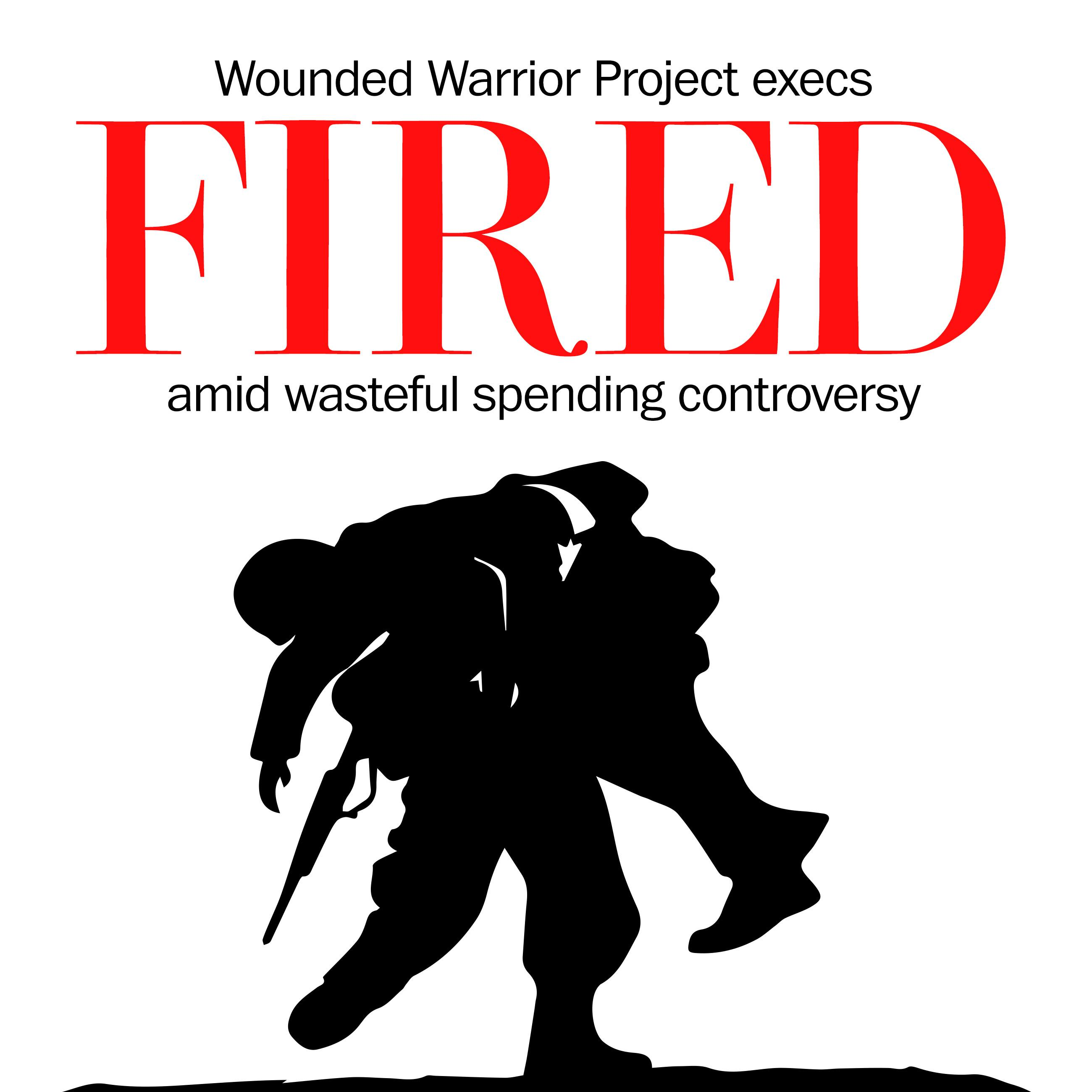 Report: Wounded Warrior Project executives fired amid controversy